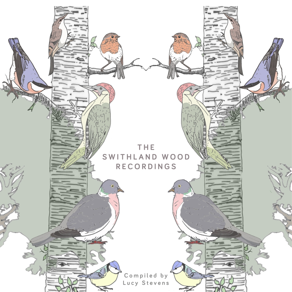 The Swithland Wood Recordings, record sleeve and 12 inch EP vinyl and lyric book, 2014