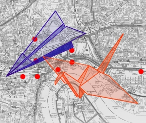 Radio active presents: Air traffic, soundscapes to map bird and plane flight, 2014