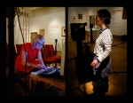 Unheard Voices, multi-speaker concert, New Walk Museum, 2015